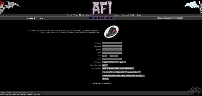 AFIcontest1